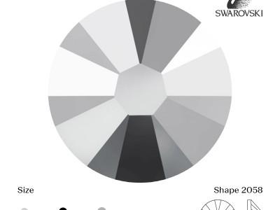 Light chrome SS9 100pcs
