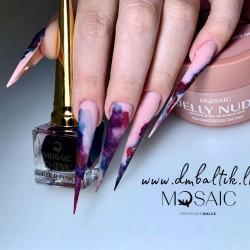 Mosaic think Gold+pink/10ml