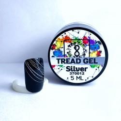 Tread gel silver 5ml