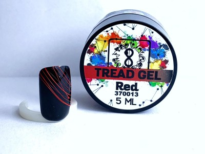 Tread gel red 5ml