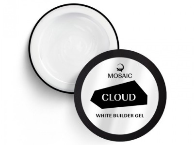 Mosaic NS/Cloud white builder gel/15ml